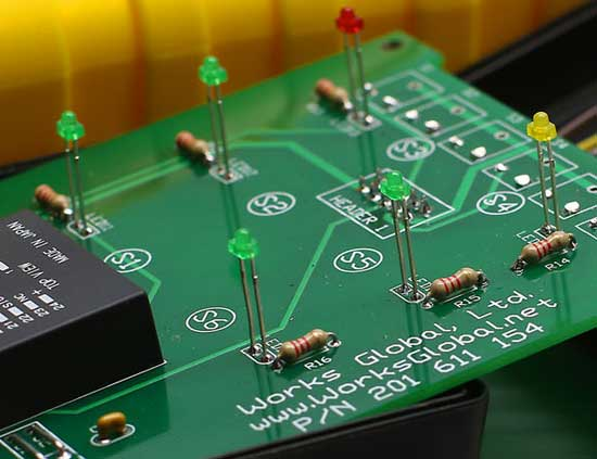 Control System Circuit Board
